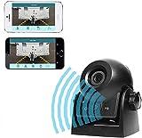 Auto Rückfahrkamera WiFi Magnetische Kamera Wasserdicht IP68-Backup-AutoKamera mit intelligenter...