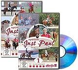 Just Paul Teil 1+2 DVD Set (Ingrid Klimke)