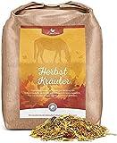 Krauterie Herbst Kräuter für Pferde in Spitzenqualität als Bestandteil artgerechter Fütterung,...