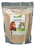 Stiefel Flohsamen 1 kg Tüte für Pferde, gutes für den Darmtrakt beeinflusst positiv die...