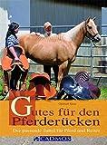 Gutes für den Pferderücken: Der passende Sattel für Pferd und Reiter (Cadmos Ratgeber)