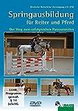 Springausbildung für Reiter und Pferd - Der Weg zum erfolgreichen Parcoursreiten