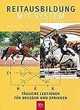 Reitausbildung mit System: Tägliche Lektionen für Dressur und Springen