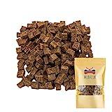 MERVELA® Trainingssnacks Pute/Pferd/Rinderlunge/Colostrum-Rind, 300.600 oder 1.000 Gramm, ideale...