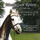 Quadrillen-Musik 4 - Musik zum Reiten Vol. 50 - Kürmusik instrumental