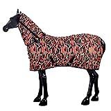 TWW Pferdebekleidung Pferdedecke, Um Sich Vor Dem Kalten, Einteiligen, Abnehmbaren Latz Zu...
