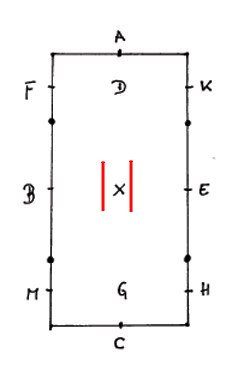 So kann die Gasse aussehen - (Foto: Grafik fgo)