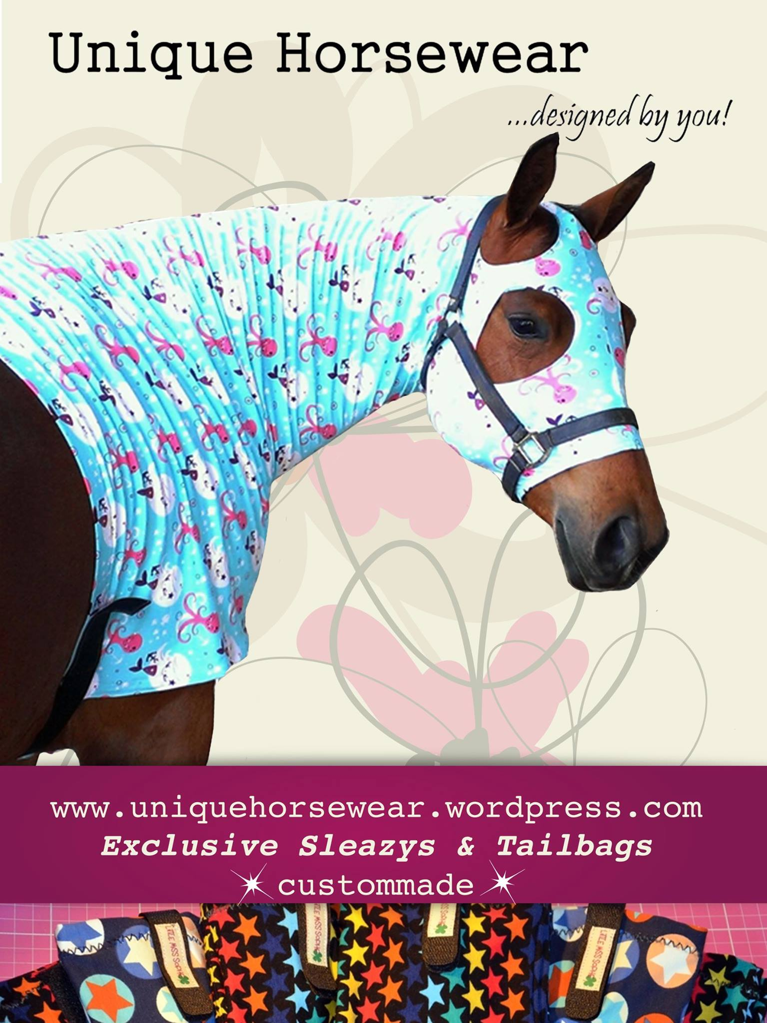 Sleezy von Unique Horseware - (Foto: Unique Horseware)